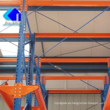 Nanjing Jracking plataforma de almacenamiento en polvo plataforma de conducción de almacenamiento de leche de la industria