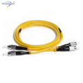 FC/pc single mode fiber optic patchcord
