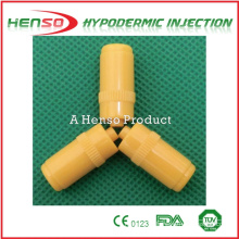 Henso Disposable Yellow Heparin Cap