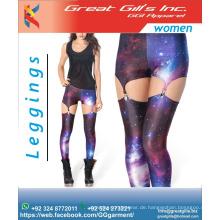 Sexy Leggings sublimiert / Fetisch tragen / Sublimation Mode Leggings