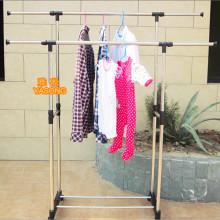 Estante plegable de alta calidad del secador del estante de balanceo de la alta calidad