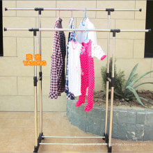 Estante plegable doble del secador del estante de balanceo de la alta calidad