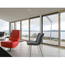 Panneaux et fenêtres en aluminium à double vitrage en Australie