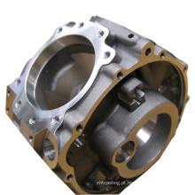 Peças de aço fundido de precisão - Usinagem de múltiplos eixos (DR054)