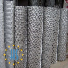 Low Carbon Galvanized Expanded Metal Mesh Fencing