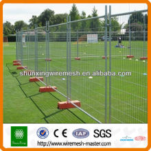 Movable Metal Temporary Fence