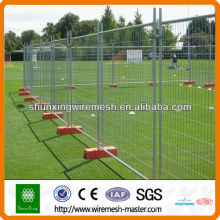 Metal Temporary Fence Movable