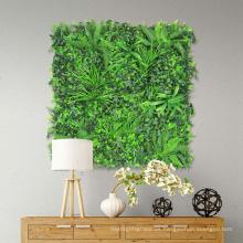 Diseño DIY verde fresco PE plantas artificiales para la venta