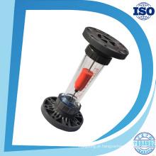 Medidor de fluxo dos mini instrumentos de Digitalmeter da flange do controle