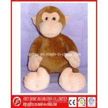 Juguete de peluche Big Mouse Monkey con Certificación En71