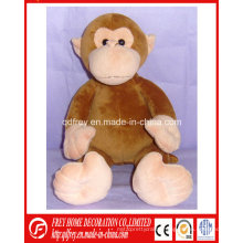 Plush Big Mouse Monkey Toy with En71 Certification