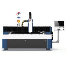 1KW 1530 Fiber Laser Cutting Machine for mental
