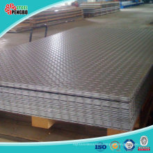 304 Stamping Patterned Stainless Steel Sheet