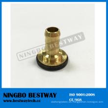 Proveedor rápido de la guarnición sanitaria de cobre amarillo al por mayor (BW-824)