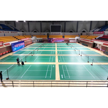 BWF Badminton Court Bodenbelag Enlio Floors