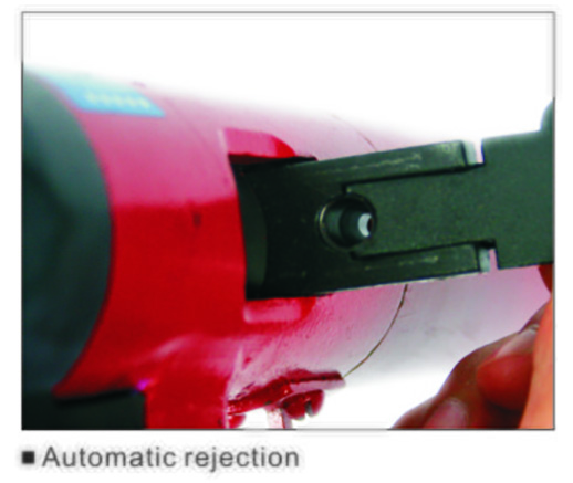 Ns603 Heavy Duty Powder Actuated Fastening Tool 4