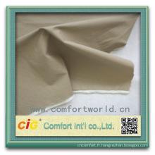 Haute qualité oem nouveau style soft pu enduit mince tissu en cuir