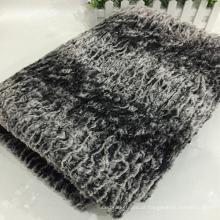 Vendas quentes de alta qualidade cobertor de pele falsa