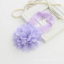 Multi-color schöne Großhandel Kinder Stirnband Mädchen Hochzeit Stirnbänder Kinder Haarabnutzung Dekoration Haar-Accessoires
