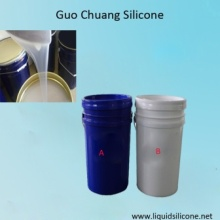Platinum liquid silicone rubber for mold making