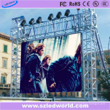 P8 Outdoor Full Color Rental LED Display China Factory (CE)
