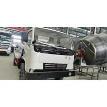 Camión hormigonera autocargable con rotación 2.5CBM-12CBM