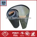 China 1piece maßgeschneiderte seitliche verstärkte Stier Nase 4x4mm Teflon Gefrierschrank Mesh Gürtel