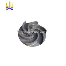 Turbine de pompe en acier inoxydable de moulage de précision
