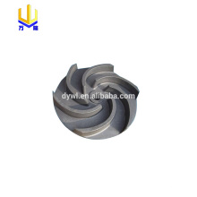 Precision Investment Casting Stainless Steel Pump Impeller