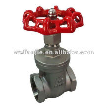 DN40 Stainless Steel Steam Gate Valve 200WOG