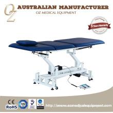 Retractable Wheel Medical Exam Table Treatment Table Healthcare Equipment