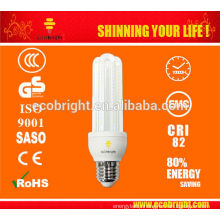 HOT! LED bulb 3U 12W Warmwhite LED Corn Lamp 50000H CE QUALITY