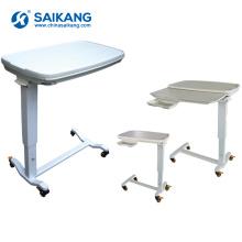 SKH202-2 Stahlrahmen medizinische Krankenhaus Bettüberbett Tisch zum Verkauf