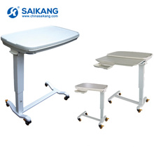Table de chevet médicale de chevet d'hôpital de cadre en acier de SKH202-2 à vendre