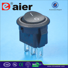Sub-Mini 250v Rocker Switch T85