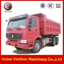 10 Rad 30 Tonnen HOWO Kipper LKW Sand Kipper