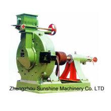 Máquina especializada para descascarar semillas de algodón Sheller con disco de diseño