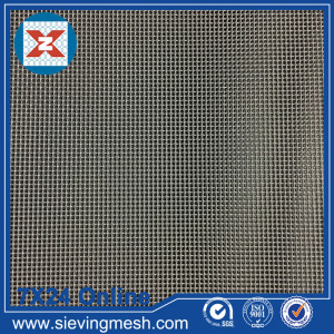 Plain Stainless Steel Wire Mesh