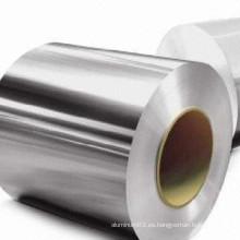 Bobina de aluminio 8011