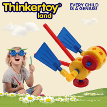 DIY Duck Toy for Kids Education