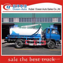ALA5110GXWE3 8cbm Dongfeng 4X2 sewage suction truck