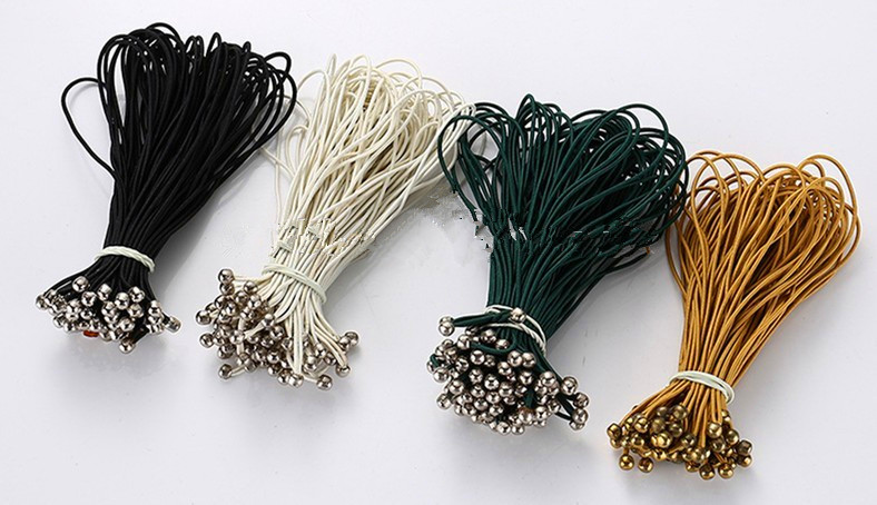 Custom Elastic cord with metal small ball