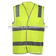Classe jour et nuit, AS / NZS 1906.4: 2010 et AS / NZS 4602.1: norme 2011 répondent à la norme AS / NZS, vestes de sécurité réfléchie