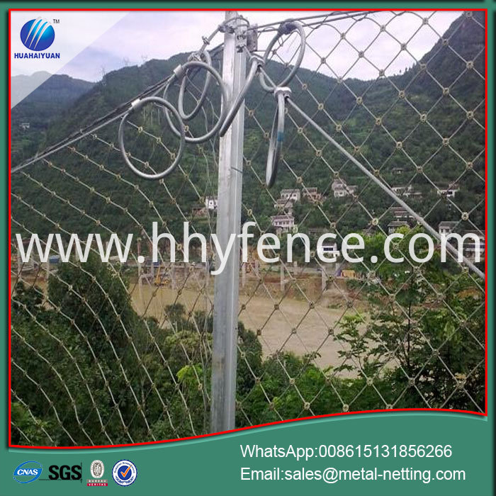 Rock Fall Mesh Net