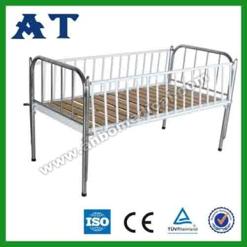 Children Bed with S.S Bedhead