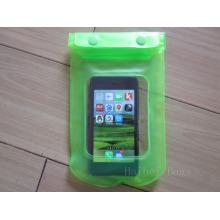 Impermeável PVC telefone caso (hbpv-67)