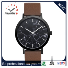 Fashion Brand Watches, Japan Movt Quartz Watch Stainless Steel Back for Promotion, Vintage Women Watches (DC-001)