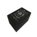 Black wine gift box
