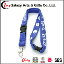 15mm Polyester Screen Printed Customized Lanyard