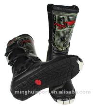 Bottes de sécurité Motocross Dirt Bike Speed Shoes